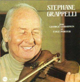 GRAPPELLI PLAYS PORTER & GERSHWIN: Music