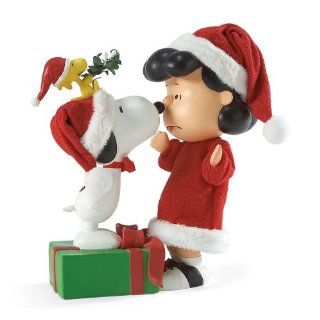 Possible Dreams Santa Peanuts Dog Germs Figurine   Holiday Figurines