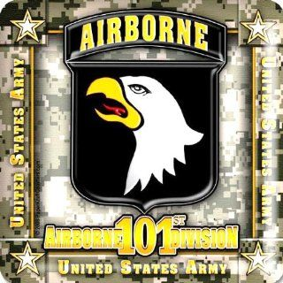 101ST AIRBORNE DIVISION PROUD TO SERVE COASTERS(6 PER PACK) : Everything Else