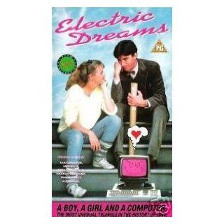 Electric Dreams [VHS]: Lenny von Dohlen, Virginia Madsen, Maxwell Caulfield, Bud Cort, Don Fellows, Alan Polonsky, Wendy Miller, Harry Rabinowitz, Miriam Margolyes, Holly De Jong, Stella Maris, Mary Doran, Alex Thomson, Steve Barron, Peter Honess, Larry De