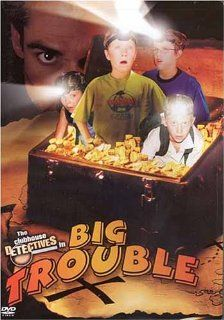 The Clubhouse Detectives in Big Trouble: Eric Hendershot, Brian Patterson, Cameron Manwaring, Jonathon Cronin, Michael Glauser, Brittany Armstrong: Movies & TV