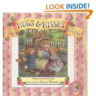 Holly Pond Hill: The Hugs and Kisses Contest: Paul Kortepeter, Susan Wheeler: 9780525465317:  Children's Books