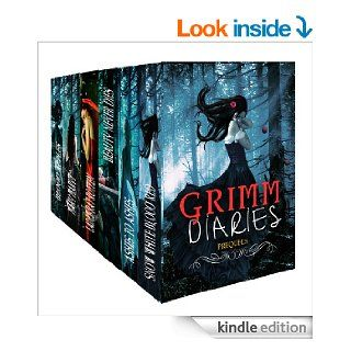 The Grimm Diaries Prequels volume 1  6: Snow White Blood Red, Ashes to Ashes & Cinder to Cinder, Beauty Never Dies, Ladle Rat Rotten Hut, Mary Mary Quite(The Grimm Diaries Prequels Collection) eBook: Cameron Jace, Jami Hampson, Danielle Littig: Kindle