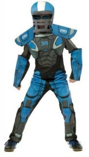 Child Cleatus Fox Sports Robot Costume Standard: Childrens Costumes: Clothing