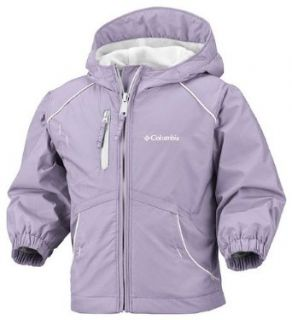Columbia Sportswear Kite Flier Jacket, Purple Frost, 6 Months: Infant And Toddler Jackets: Clothing