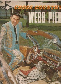 Cross Country, Webb Pierce: Music