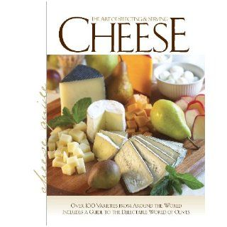 The Art of Selecting & Serving Cheese (2011) (The Art of Selecting & Serving Cheese (2011)): Integrated Marketing Services, Features 100 cheese from around the world and provides description selection storage preparation wine pairings and accompani