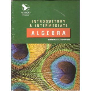 Introductory & Intermediate Algebra Software + Textbook Bundle: Cerritos College D. Franklin Wright, Bundled with Hawkes Learning Systems: INTRODUCTORY & INTERMEDIATE ALGEBRA courseware, The matching Table of Contents for both the software and text