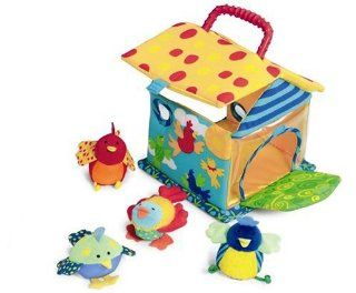 Manhattan Toy Put and Peek Birdhouse Toys & Games