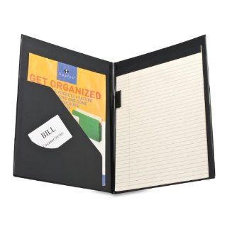 Sparco Economy Pad Holder, Letter, 9 7/16 x 3/16 x 12 19/32 Inches, Black (SPR01724)  Memo Paper Pads