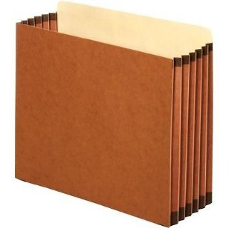 Quill Brand File Cabinet Pockets; 5 1/4 Expansion, Letter size