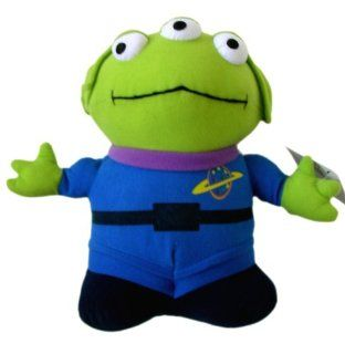 Disney Toy Story and Beyond Plush  6in Alien Plush Doll: Toys & Games