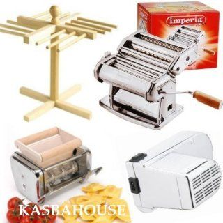 Imperia Pasta Machine Deluxe Set   Made in Italy Kitchen & Dining