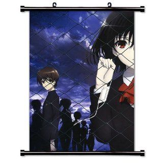 "Another Anime Fabric Wall Scroll Poster (16"" X 23"") Inches : Prints : Everything Else"