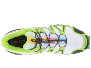 Salomon Speedcross 3 White/Granny Green/Clover Green