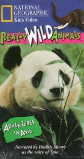 Adventures in Asia: Really Wild Animals [VHS]: National Geographic  Vvga           57326: Movies & TV