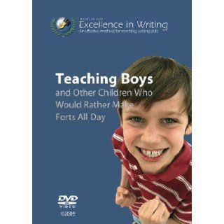 Teaching Boys & Other Children Who Would Rather Make Forts All Day DVD: Andrew Pudewa: 9781623410926: Books