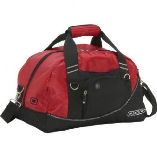 Ogio Half Dome Duffle Bag (Red): Clothing