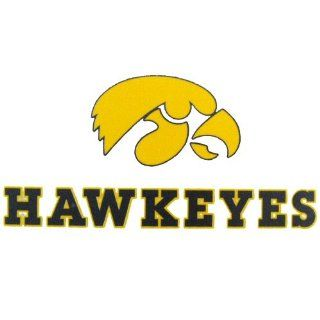 Iowa Hawkeyes Logo Decal : Sports Award Certificates : Sports & Outdoors