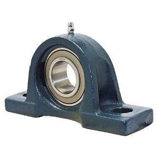 FYH Bearing UKP206 25mm Pillow Block Tapered bore with adapter: Tapered Roller Bearings: Industrial & Scientific