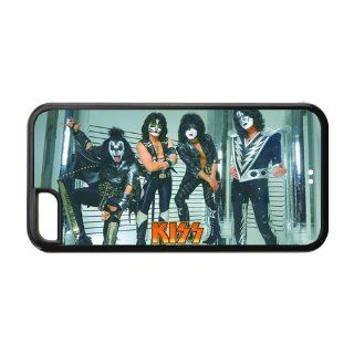 Back Hard Plastic Case Cover Music Band KISS Cartoon Series Printed on Case for iphone 5C DPC 10679 (1): Cell Phones & Accessories