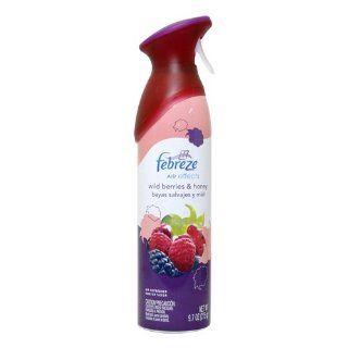 Febreze Air Effects Air Freshener  Wild Berries & Honey, 9.7oz 1 ea: Health & Personal Care