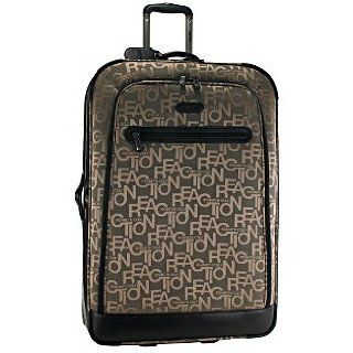 "Kenneth Cole Proof Positive 25"" Expandable Wheeled Upright Pullman,Grey,One Size: Clothing"
