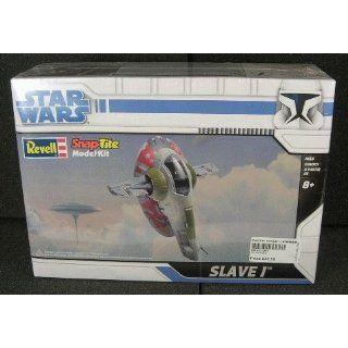Revell Star Wars Slave 1 Snaptite Model Kit Toys & Games