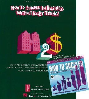 How To Succeed in Business without Really Trying (2 Karaoke CDs + Book of Vocal Selections): Music
