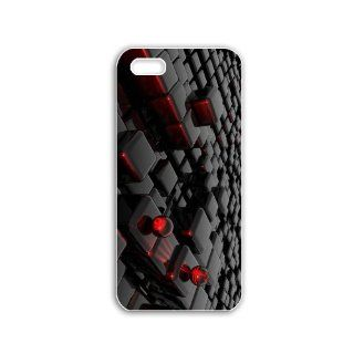 Really Cool Iphone 5 Mobile Case DIY New Creative Cellphone Back Cover with Popular Fantasy Pictures Cool Backgrounds Series six: Cell Phones & Accessories