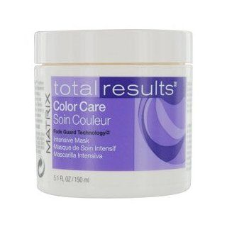 TOTAL RESULTS by Matrix COLOR CARE INTENSIVE MASK 5.1 OZ : Beauty
