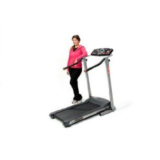 Exerpeutic Fitness Walking Electric Treadmill : Exercise Treadmills : Sports & Outdoors