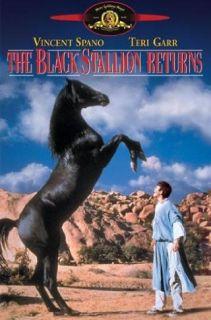 The Black Stallion Returns: Kelly Reon, Vincent Spano, Allen Garfield, Woody Strode:  Instant Video