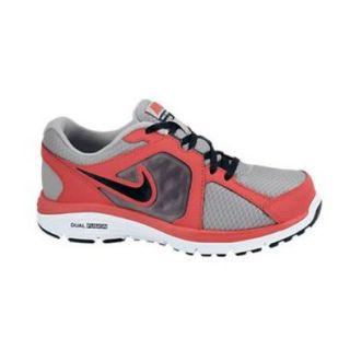 New Nike Dual Fusion Run Grey/Red Boys 6: Shoes