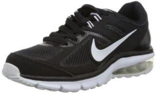 Nike Women's Air Max Defy RN Black/Pure Platinum/Volt Running Shoes 5.5 Women US: Shoes
