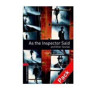 As the Inspector Said and Other Stories: 1000 Headwords (Oxford Bookworms Elt) (Mixed media product)(Spanish)   Common: Oxford University Press: 0884580744260: Books