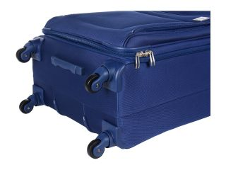 Delsey Helium Superlite Spinners 24 Trolley Blue