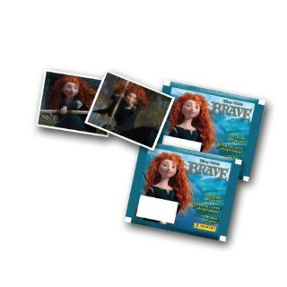 Panini Disney Brave Stickers (50 Stickers): Toys & Games