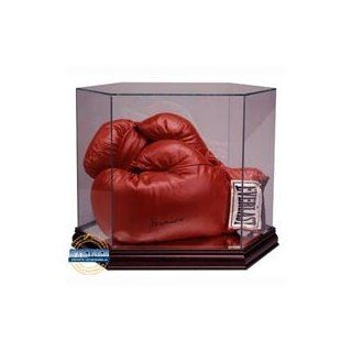 Boxing Gloves Glass Display Case : Sports Related Display Cases : Sports & Outdoors