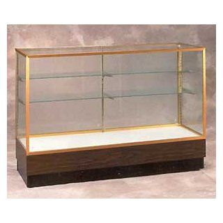"""60"""" Wide Merchandiser Counter Display Case : Sports Related Display Cases : Sports & Outdoors"""