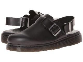 Dr. Martens Jorge Closed Toe Sandal Shoes (Black)