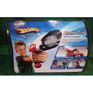 Hot Wheels Radar Gun: Toys & Games