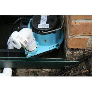 Little Giant 6 CIA 1/3 Horsepower Submersible Sump Pump