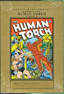 Marvel Masterworks Presents Golden Age Human Torch, Volume 2 (9780785122500): Marvel Comics: Books
