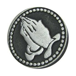 I Said A Prayer For You Today Pocket Pewter Coin