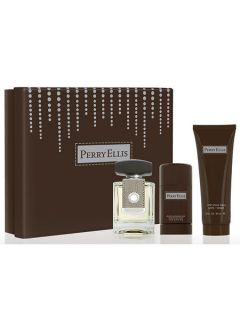 Perry Ellis Mens Perry Ellis For Men Gift Set
