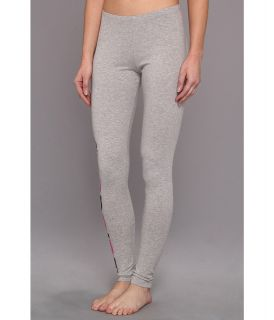 adidas Originals MLI Trefoil Leggings Womens Casual Pants (Gray)