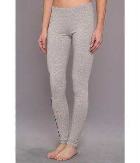 adidas Originals MLI Trefoil Leggings Womens Casual Pants (Gray)