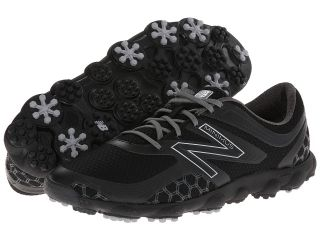 New Balance Golf Minimus Sport Mens Golf Shoes (Black)