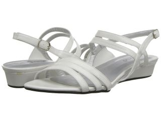 Annie Phoebe Womens First Walker Shoes (White)
